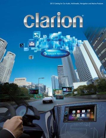 2013 Catalog for Car Audio, Multimedia, Navigation and Marine
