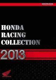 HONDA RACING COLLECTION
