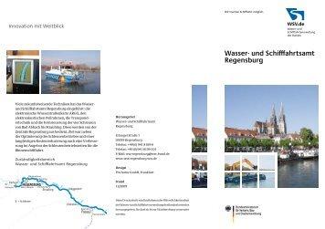Wasser- und Schifffahrtsamt Regensburg - Süd - Wasser- und ...