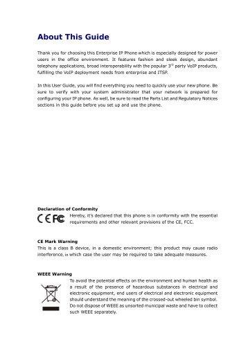User manual Yealink T46g Yealink firmware downloads