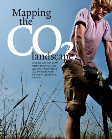 Mapping the CO2 landscape (pdf) - Cowi