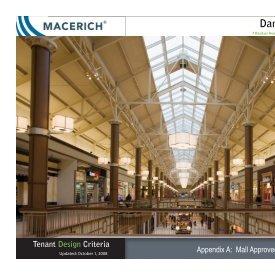 Contractors List 10.1.08 - Macerich