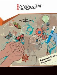 Elementary School Teacher's Resource Guide - United States ...