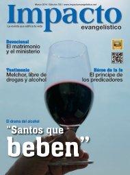 El Drama de Alcohol: Santos que Beben