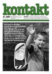 Ausgabe 15 (06.08.2009) PDF - Herrnhut