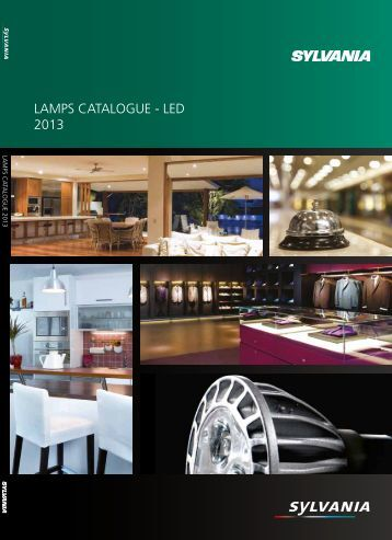 LAMPS CATALOGUE V LED 2013 - GoedkoperMetLed.nl