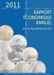 RAPPORT ÉCONOMIQUE ANNUEL - Statistical, Economic and ...