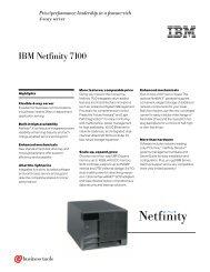 IBM Netfinity 7100