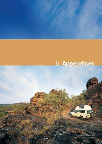 QTS Chapter 8 - Appendices - Tourism Queensland