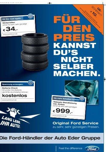 FÜR DEN PREIS - Auto-Eder GmbH