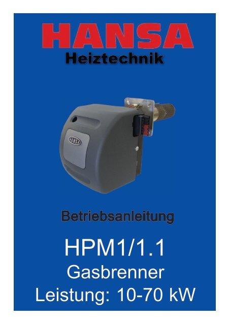 Serie Hpm1 Hansa Brenner