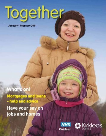 Mortgages And Loans – Help And Advice - NHS Kirklees