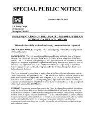 MSMM - May 2013 - Memphis District - U.S. Army