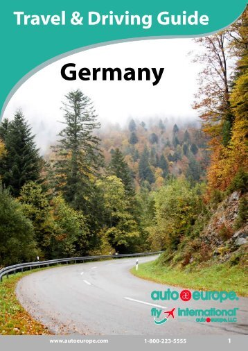 Auto Europe Driving Guide for Germany