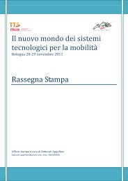 Rassegna Stampa - Club Italia
