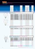 Glühlampen Incandescent Lamps Lampes à ... - lampia AB - Page 3