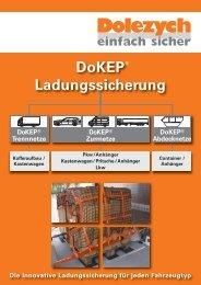 Dokep Ladungssicherung - Dolezych Gmbh & Co.