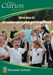 We've done it! All-weather sports pitch gets the go ... - Silcoates School