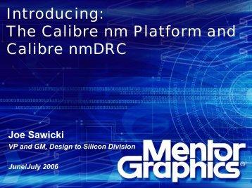 Calibre nmDRC