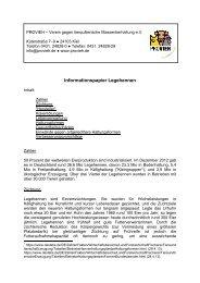 Langfassung - Verein gegen tierquälerische Massentierhaltung eV