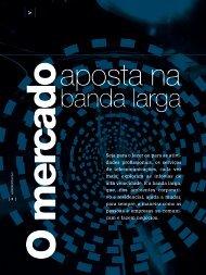 O Mercado Brasileiro - anuário telecom