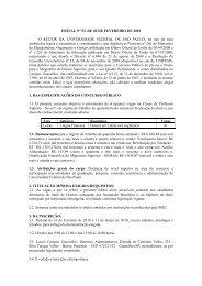 EDITAL Nº 53, DE 02 DE FEVEREIRO DE 2010 O REITOR DA ...
