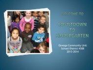 English - Oswego Community Unit School District 308