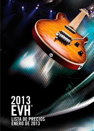 EVH-Amplis - Musical El Arco Iris