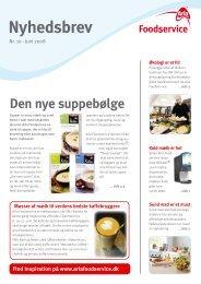 Juni 2008 - Arla Foodservice