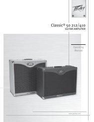 Classic® 50 212/410 - zZounds.com