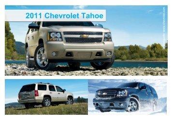 2011 Chevrolet Tahoe - Auto Magnus