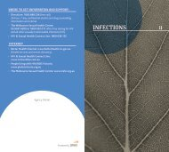 11 Infections - Anex