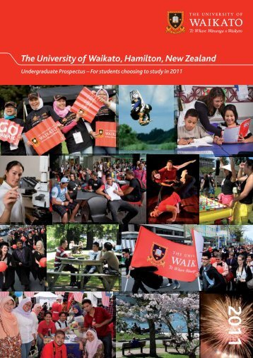 2011 The University of Waikato, Hamilton, New Zealand