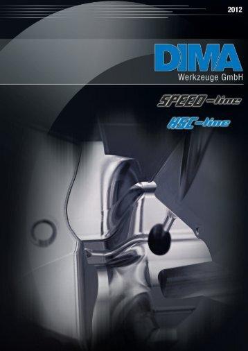 Katalog Hsc-Line PDF - DIMA Werkzeuge Gmbh