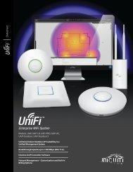 Ubiquiti UniFi UAP-AC Datasheet (PDF) - 4Gon