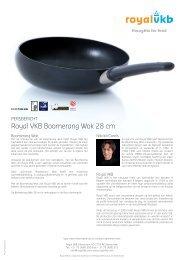 Persbericht - Royal VKB