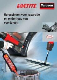 Oplossingen voor reparatie en onderhoud van voertuigen