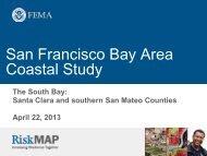 FEMA's San Francisco Bay Area Coastal Study - FEMA Region 9