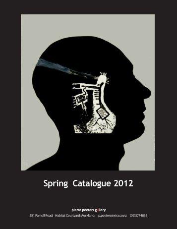 Spring Catalogue (PDF)