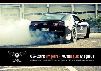 US-Cars Import · Autohaus Magnus - Auto Magnus
