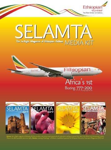 Media Kit Media Kit