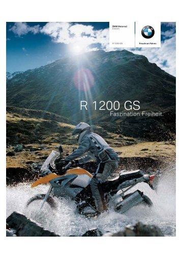 PDF R 1200 GS - face-the-power.de