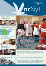 VorNyt 16, marts 2011 - Vordingborg Kommune