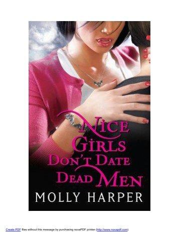 Molly Harper - Jane Jameson 2 - Nice Girls Don't Date Dead Men.wps ...
