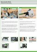 Ponorná pila TS 55 - PK Festool - Page 6