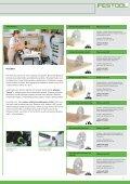 Ponorná pila TS 55 - PK Festool - Page 7