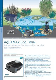 AquaMax Eco Twin - Automatic Spraying Systems