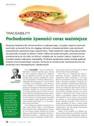 Pochodzenie żywności coraz ważniejsze - Szu.pl