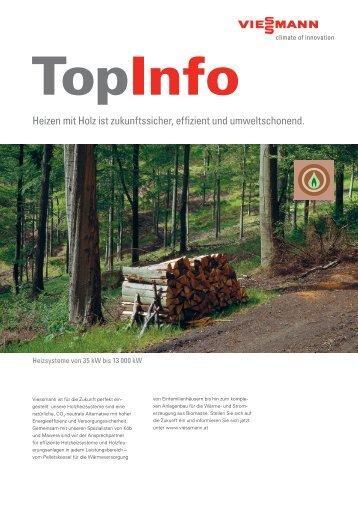 Heizen mit Holz ist zukunftssicher, effizient und umweltschonend.