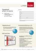 Graphtec midi Logger GL900-4 - datatec Gmbh - Page 4